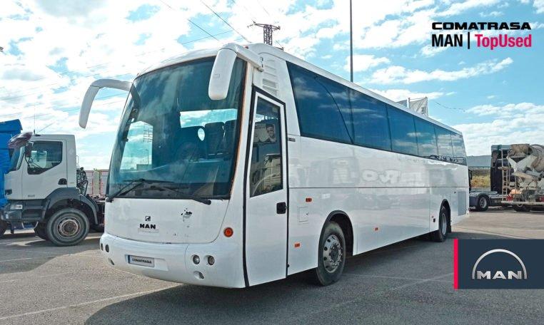 Autobús MAN 55 Plazas + C + G