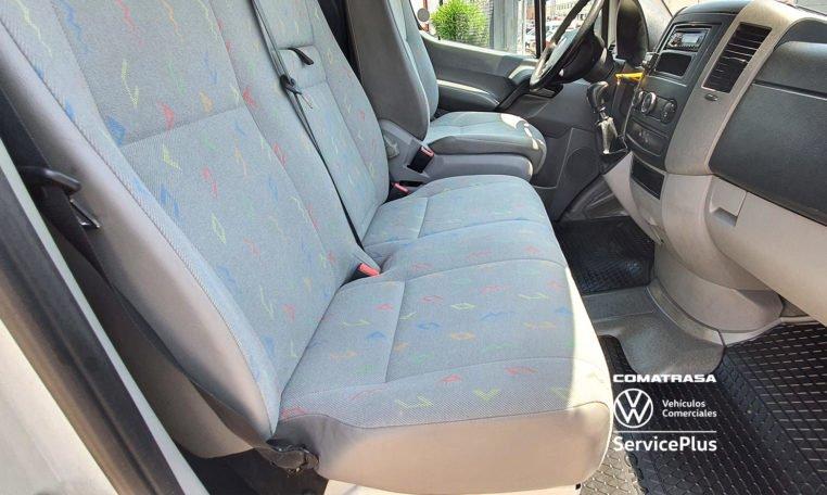 asientos Crafter 35 2.5 TDI 136 CV