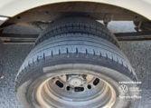 ruedas traseras gemelas