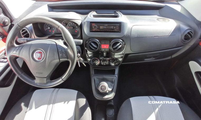 salpicadero Fiat Qubo Dynamic