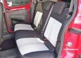 asientos traseros
