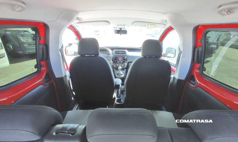 5 plazas Fiat Qubo Dynamic