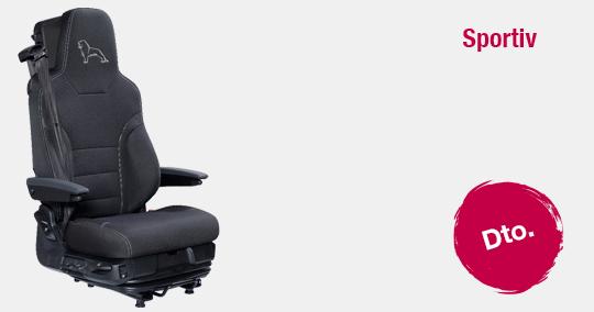 Funda asiento MAN Sportiv