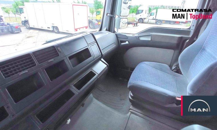 asientos MAN TGA 18.430