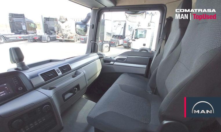 cabina c MAN TGL 12.250