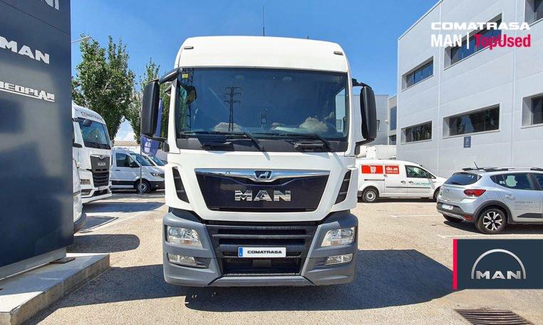 tractora MAN TGX 18.460 4x2 BLS-TS