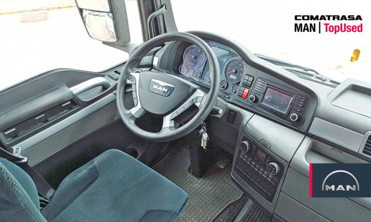 asiento conductor