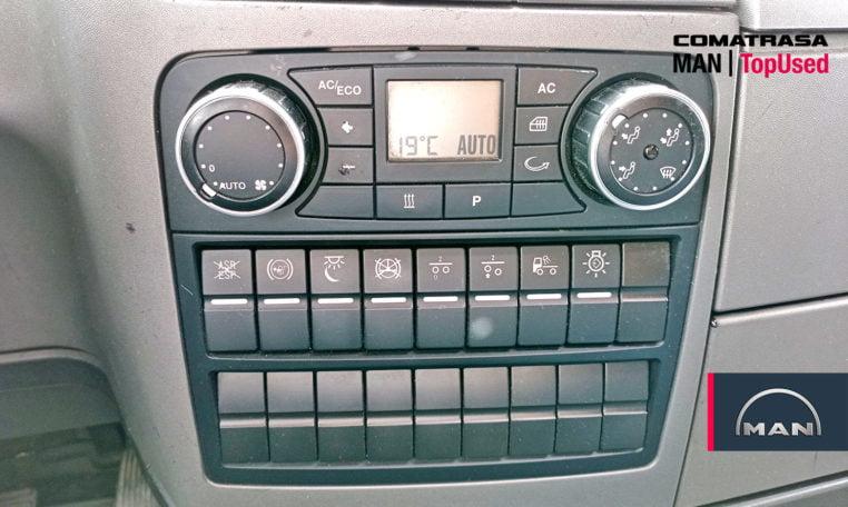 climatización MAN TGX 18440 BLS Efficientline