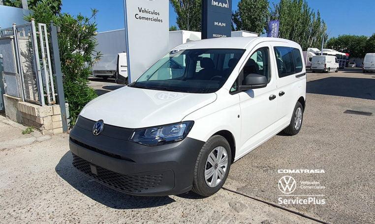 Volkswagen Caddy Kombi 2021