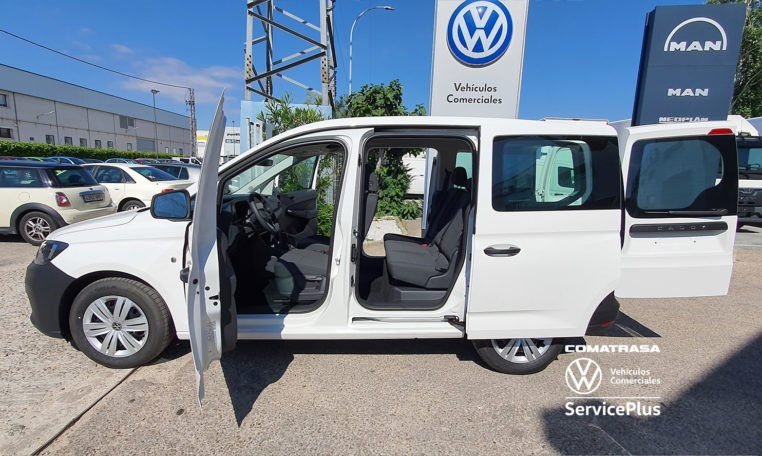 5 puertas Volkswagen Caddy Kombi 5