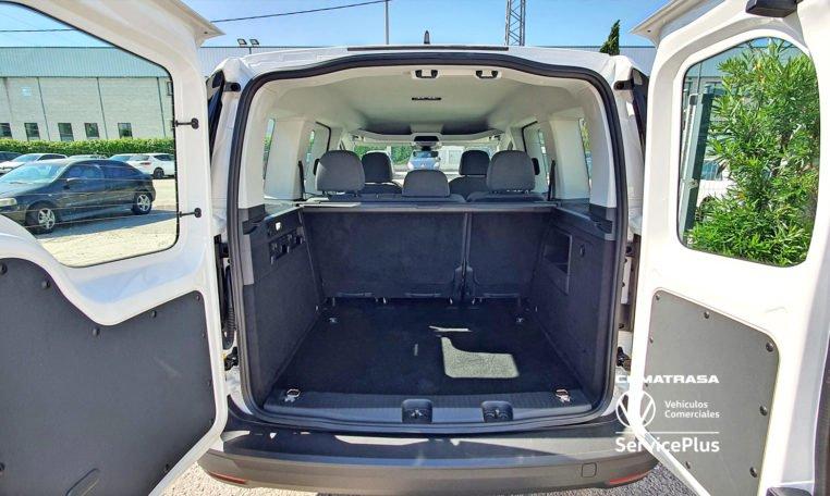 maletero Volkswagen Caddy Kombi 2021