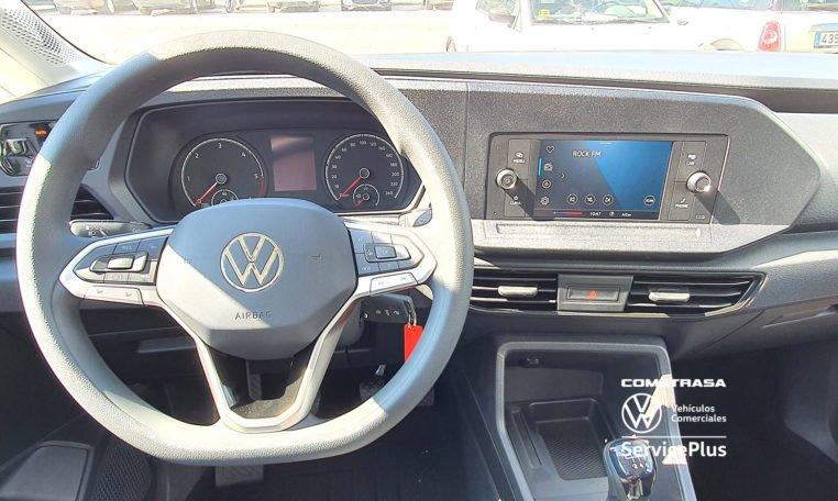 volante multifunción Volkswagen Caddy Kombi 5