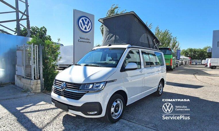 Volkswagen California Beach Camper