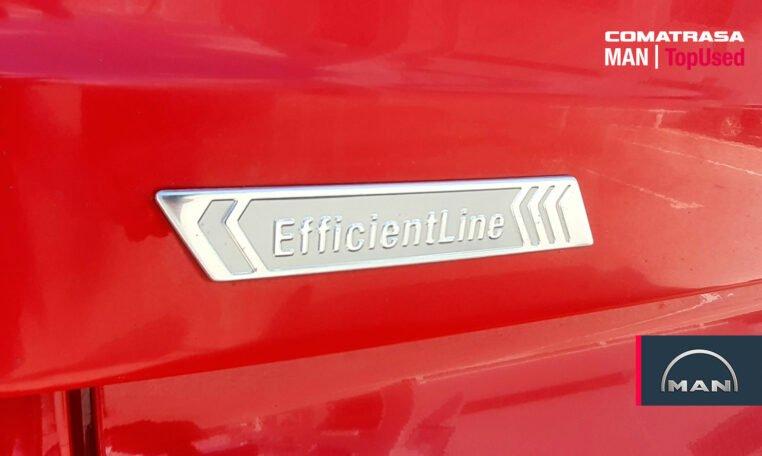 EfficientLine 3 MAN TGX 18.460