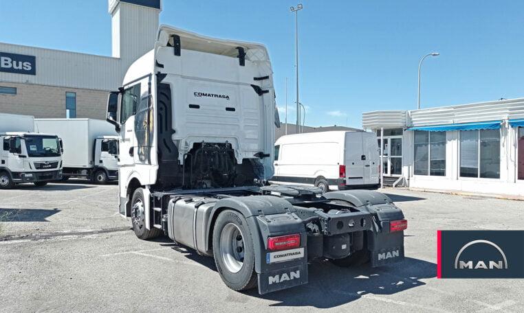 lateral MAN TGX 18.510