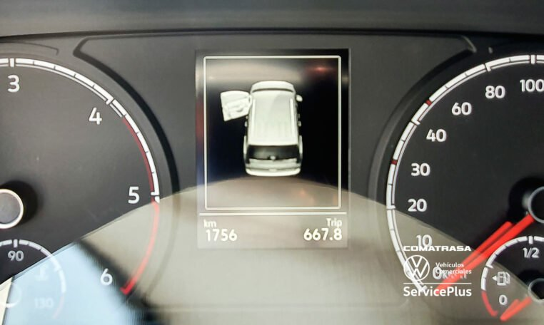 kilómetros Volkswagen Caddy Cargo