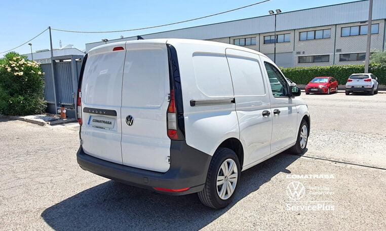 2021 Volkswagen Caddy Cargo