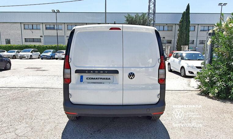 puertas traseras Volkswagen Caddy Cargo
