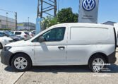 lateral Volkswagen Caddy Cargo