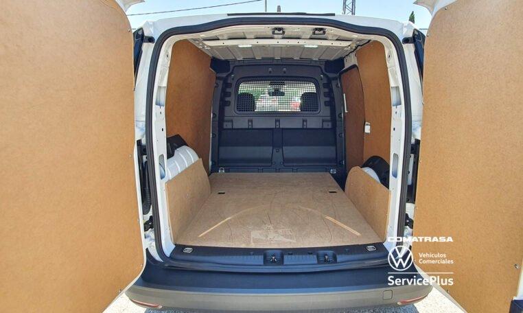 zona de carga Volkswagen Caddy Cargo