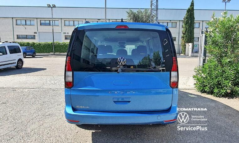 portón Volkswagen Caddy Maxi California