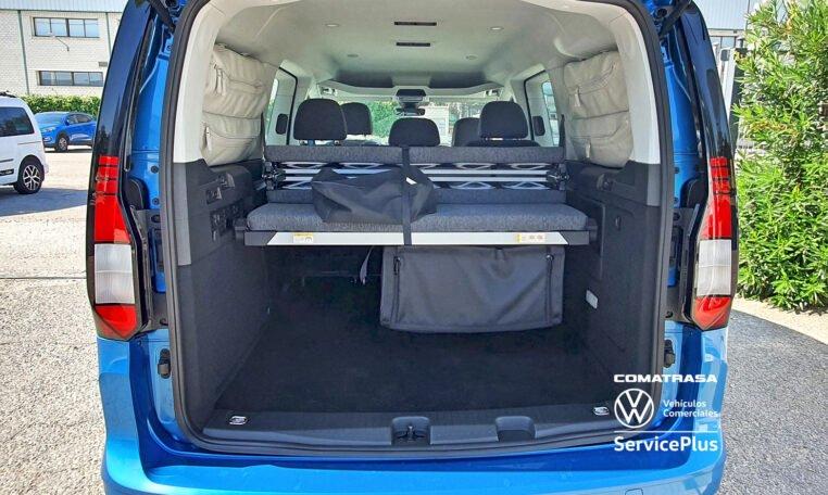 maletero Volkswagen Caddy Maxi California