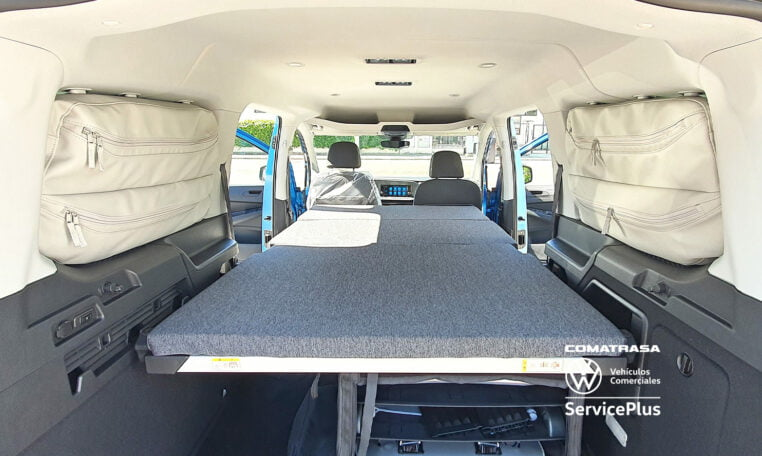 cama Volkswagen Caddy Maxi California