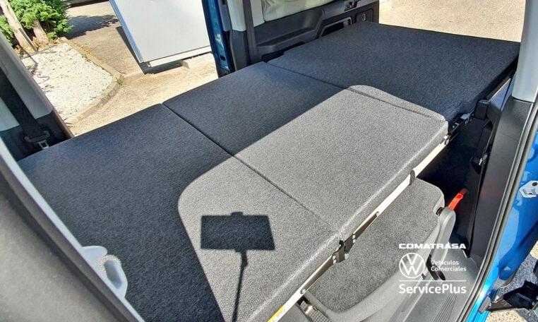 cama abierta Volkswagen Caddy Maxi California