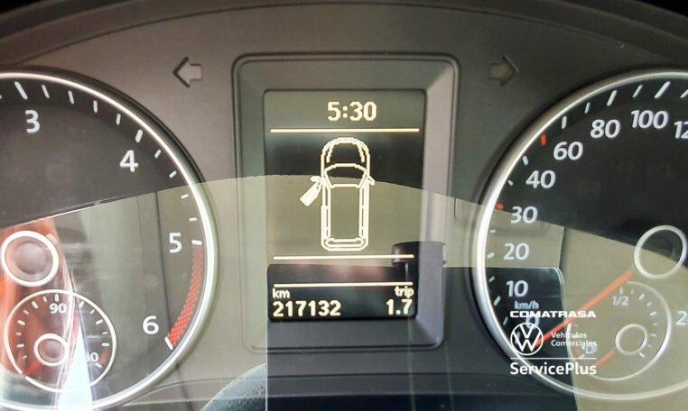 kilómetros Volkswagen Caddy Pro 1.6 TDI 75 CV