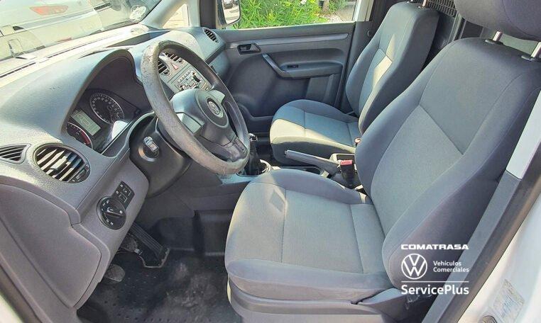 2 plazas Volkswagen Caddy Pro 1.6 TDI 75 CV
