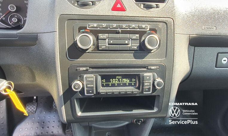 climatización Volkswagen Caddy Pro 1.6 TDI 75 CV