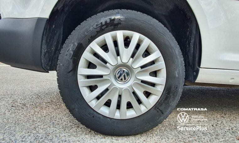 ruedas Volkswagen Caddy Pro Kombi