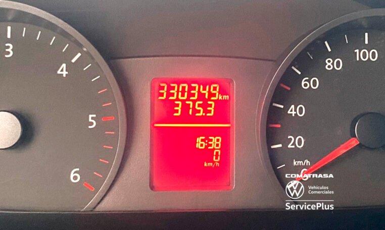 kilómetros Volkswagen Crafter 30 Isotermo
