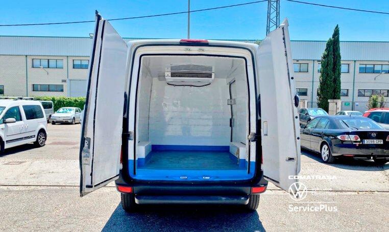 zona de carga Volkswagen Crafter 30 Isotermo