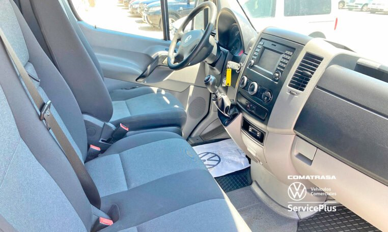 3 plazas Volkswagen Crafter 30 Isotermo
