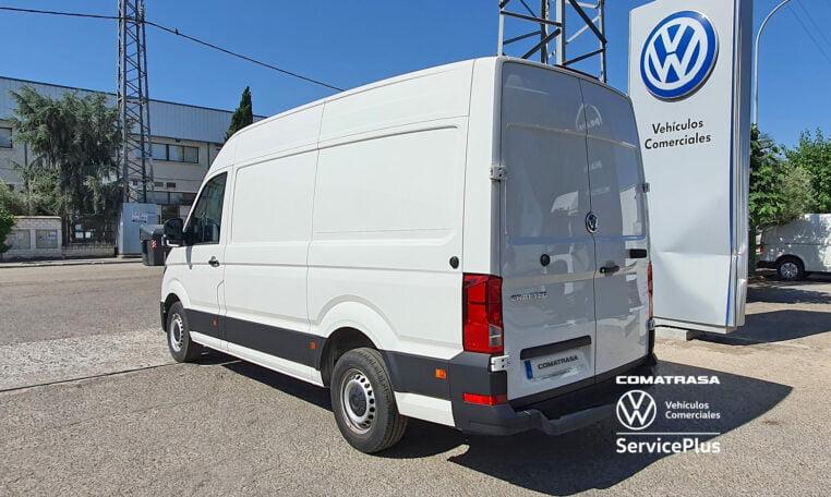 lateral izquierdo Volkswagen Crafter 35 L3H3