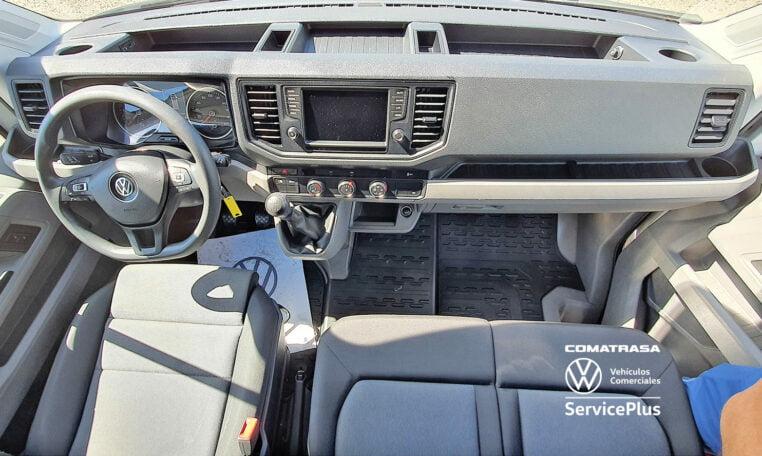 salpicadero Volkswagen Crafter 35 L3H3