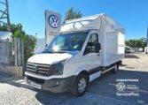 Volkswagen Crafter Box