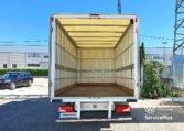zona de carga Volkswagen Crafter Box