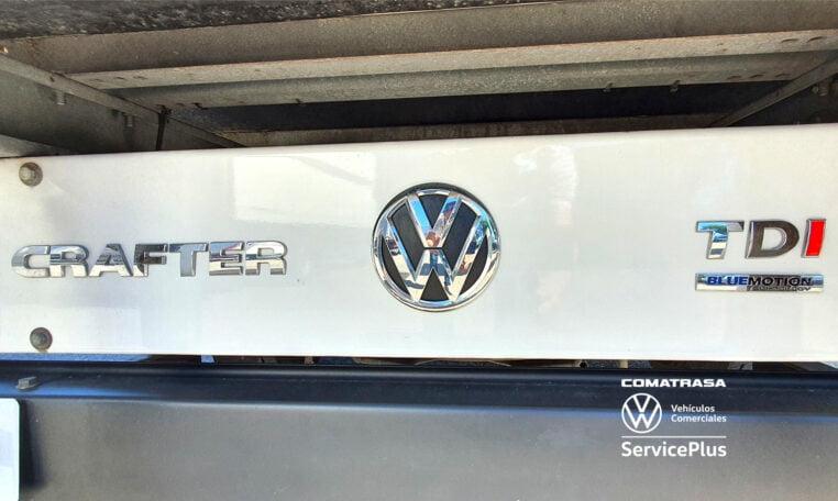 Volkswagen Crafter Box 35 2017