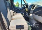 3 plazas Volkswagen Crafter Box