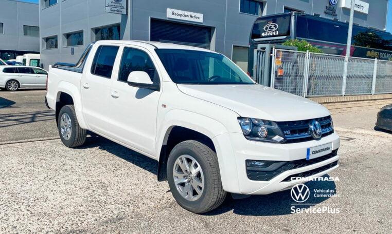 Volkswagen Amarok 3.0 TDI 163 CV segunda mano