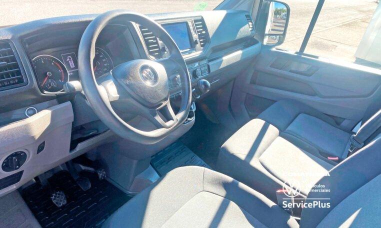 salpicadero Volkswagen Crafter 35 L3H3 2.0 TDI 177 CV