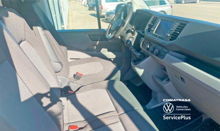 asientos Volkswagen Crafter 35 L3H3 2.0 TDI 177 CV