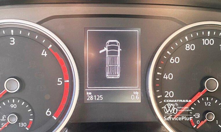 kilómetros Volkswagen Crafter 35 L3H3 2.0 TDI 177 CV