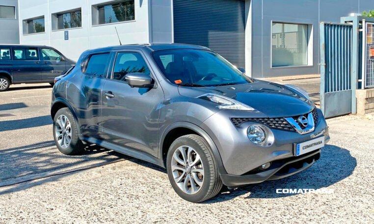 2015 Nissan Juke Tekna ocasión