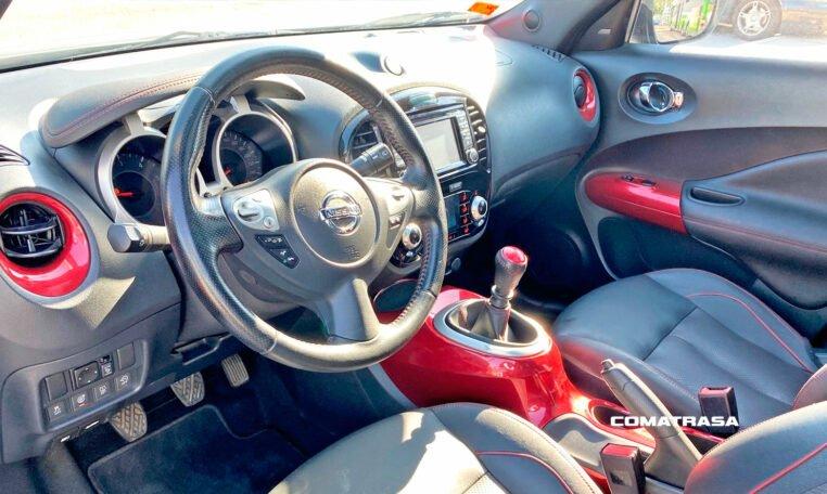 salpicadero Nissan Juke Tekna