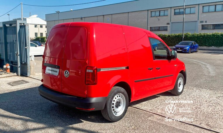 lateral Volkswagen Caddy Pro Business 2020