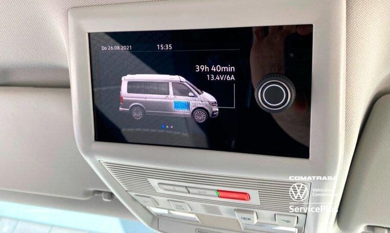 climatización Volkswagen California Beach Tour