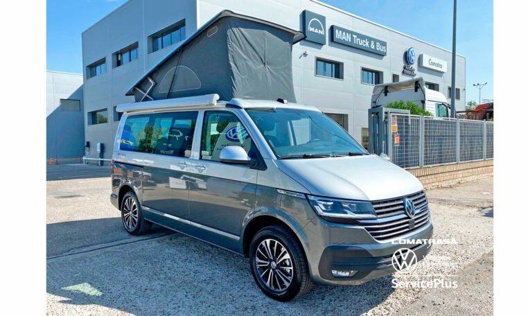 2021 Volkswagen California Beach Tour